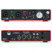 Focusrite Scarlett 2i4 2nd Gen Interfaz de Audio
