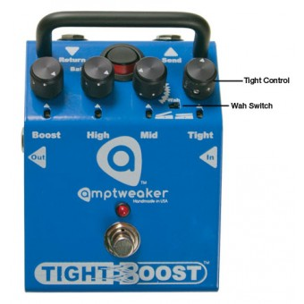 Amptweaker Pedals Tight Boost