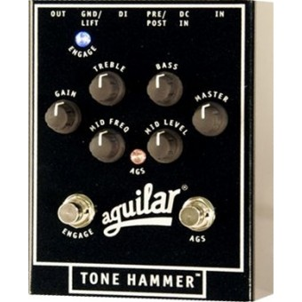 Aguilar Tone Hammer Bass Preamp / D.I.