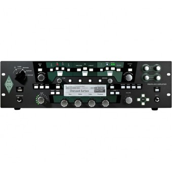 Kemper Profiler Rack Rackmount Guitar Amplifier (Sin Power)