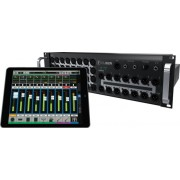 Mixer Digital Mackie DL32R c/ control de iPad.